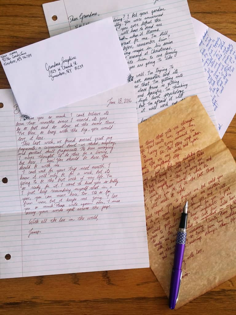 The Art of Writing Letters (and Why You Should Start Today!)