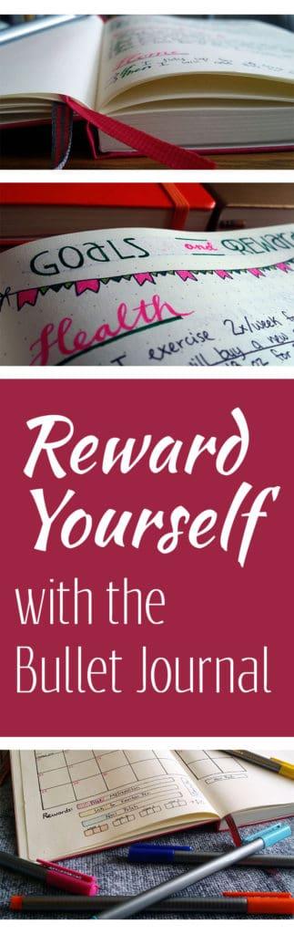 Reward Yourself with the Bullet Journal | Littlecoffeefox.com