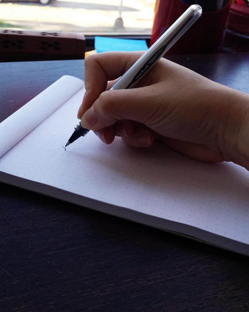 7 Ways to Improve Your Handwriting Today | LittleCoffeeFox