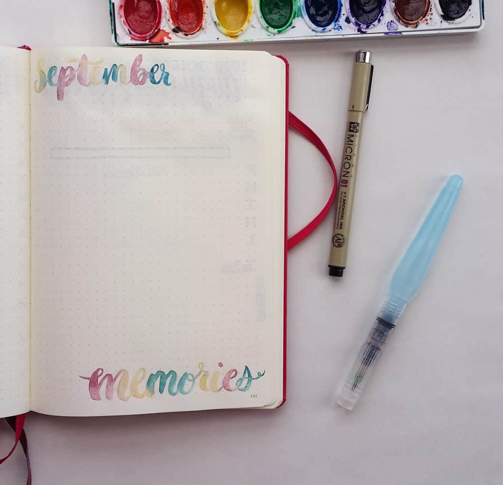 How to you plan your month? Check out my September monthly planner to see what I use to make my month as productive as it can be. See how I mix beauty and function with a few simple tools and methods. Get started with your monthly planner today!
