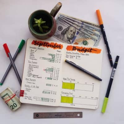 Pen and Paper Financial Planner – Common Sense Money Management