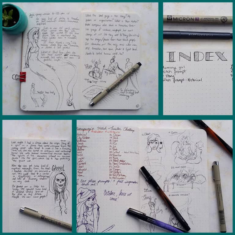Plan Your Projects – How to Make Your Own Creative Bullet Journal
