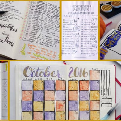Bullet Journal Mistakes – Why Screwing Up is a Good Thing