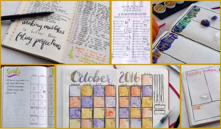 Bullet Journal Mistakes - Why Screwing Up is a Good Thing