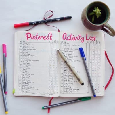 The Bullet Journal for Bloggers – 13 Easy Ways to Organize Your Blog