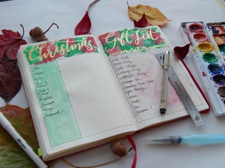 The Long Game Christmas Gift List