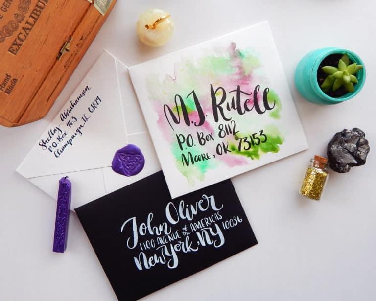 How to Make DIY Envelopes for Cheap – Create Custom Envelopes on Demand!