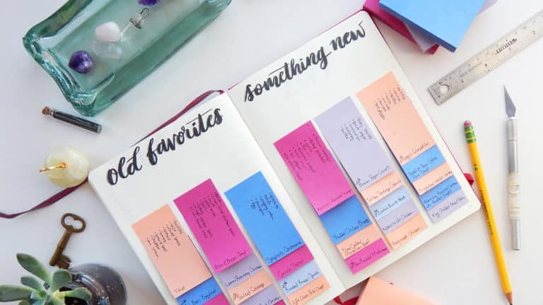 50+ Bullet Journal Ideas (Pages, Spreads & Collections To Try)