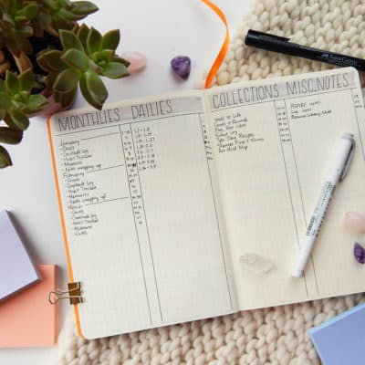 11 Bullet Journal Ideas & Hacks to Take Your Planning to the Next Level