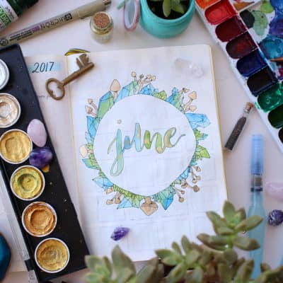 Ultimate Hand Lettering Guide for Newbies