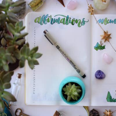7 Reasons You Should Start A Bullet Journal in 2019
