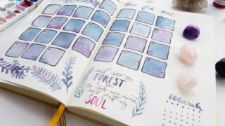 120+ Bullet Journal Monthly Spread Ideas For Each Month (2020)