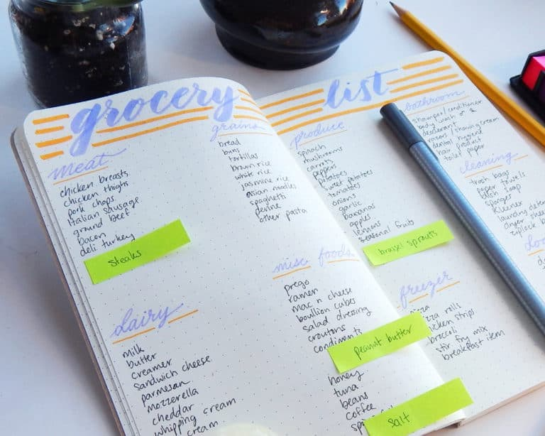 32 Bullet Journal Collections You Definitely Need to Try