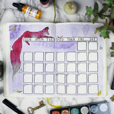 30+ September Bullet Journal Themes You Need To Try!