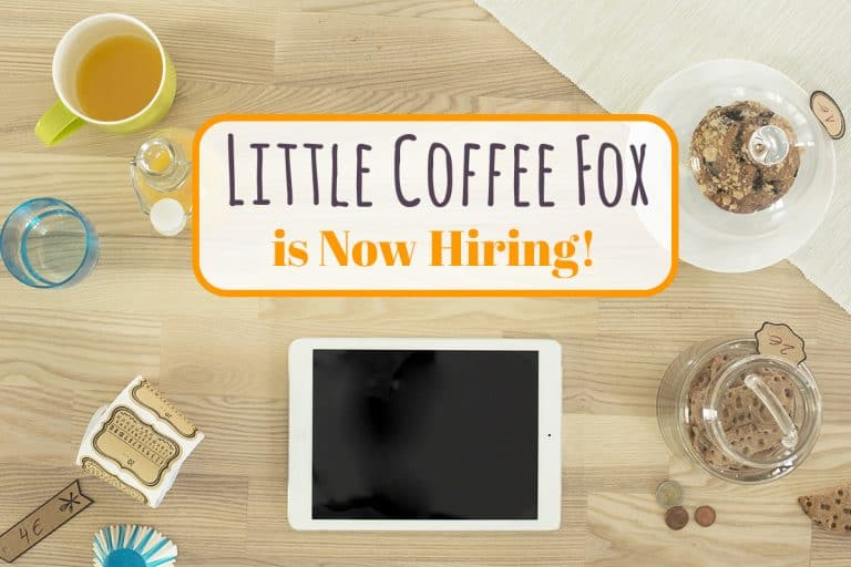 Little Coffee Fox is Now Hiring! (Applications Closed)