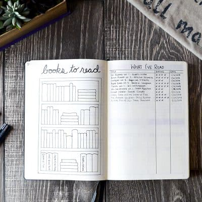 My Bullet Journal Makes Me a Better Reader