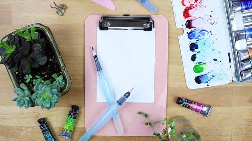 pentel aquash water brush pen review