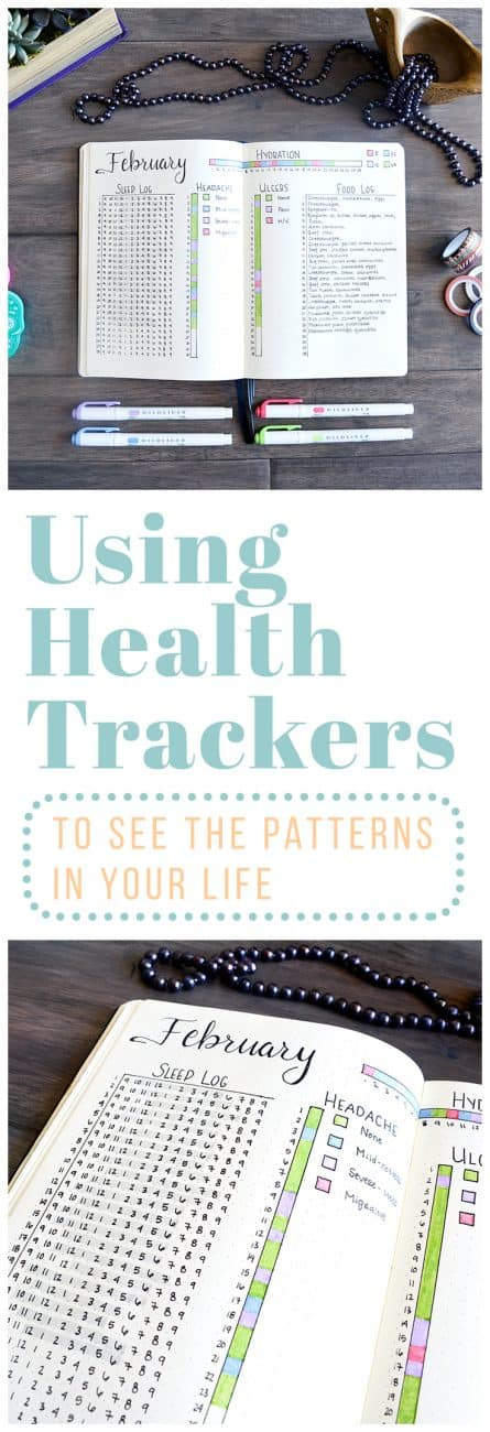I know what I need to do in order to stay healthy, but it's so easy to get busy and set those things aside, but if I'm not careful about how I treat my body, I will suffer the consequences. By using daily health trackers, I've discovered that I have much more control over my health than I would have believed.