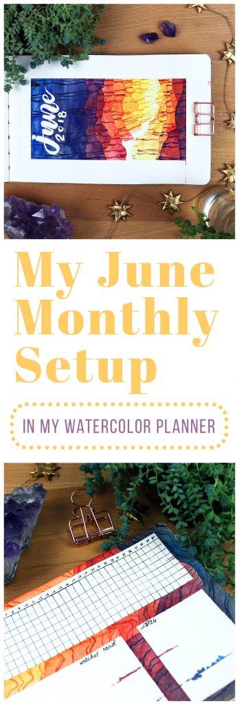 june monthly setup