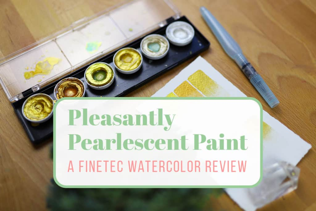 Finetec Watercolor Review