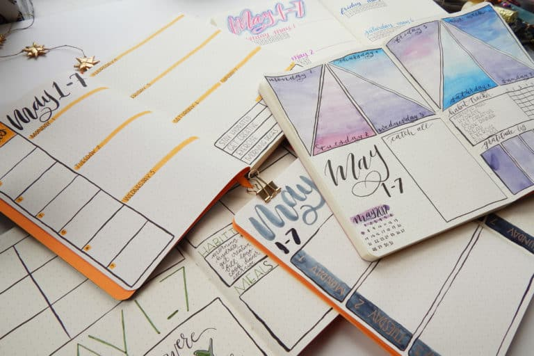 The 13 Best Bullet Journal Notebooks (2021) – All You Need to Know