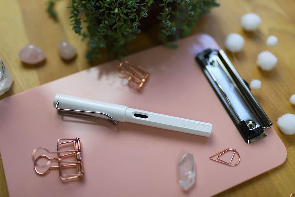 Lamy Safari Fountain Pen Review