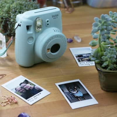 Snap Happy – My Fujifilm Instax Mini 9 Review