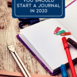3 Reasons to Start a Journal This Year