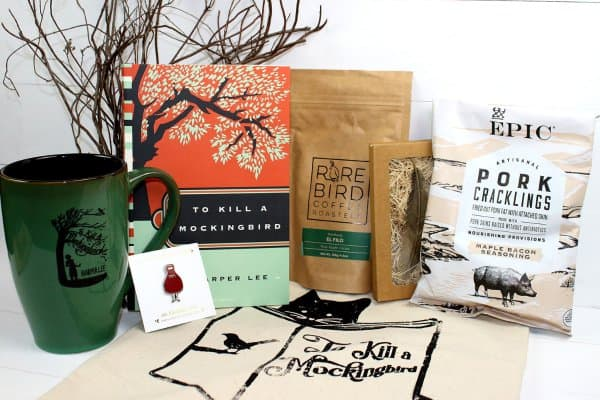 Coffee and a Classic Subscription box