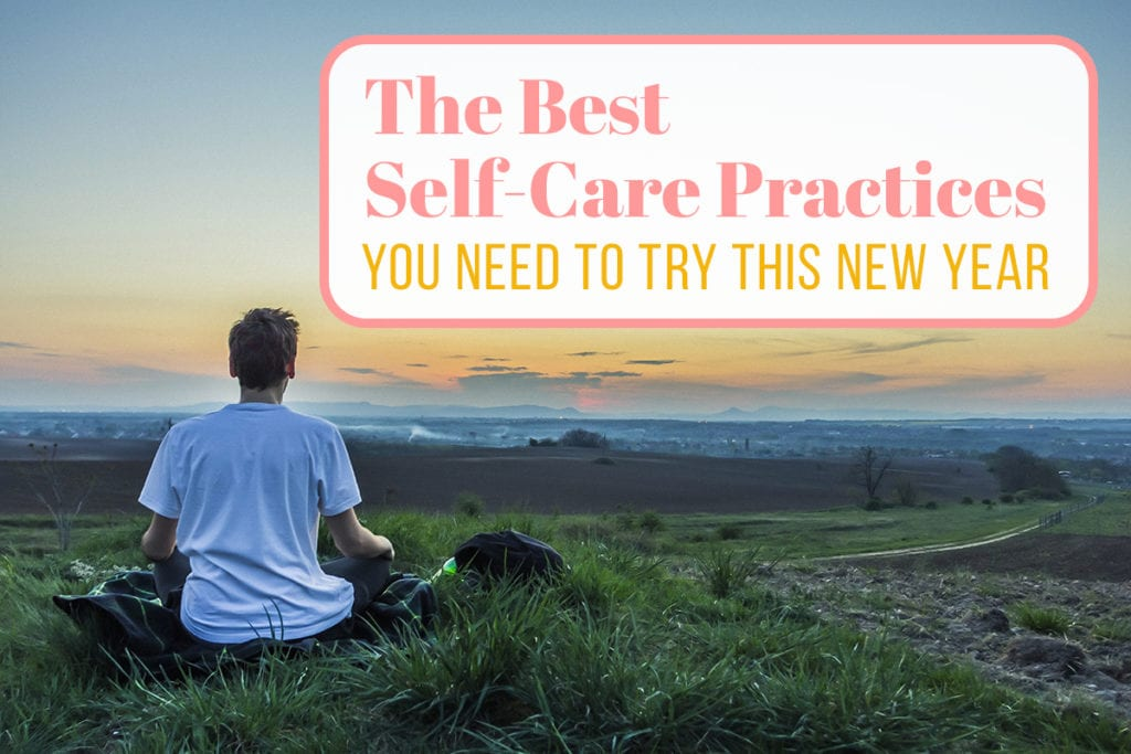 The best Self-care tips for the new year Cover Photo