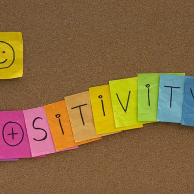 Four Ways to Be More Positive This New Year