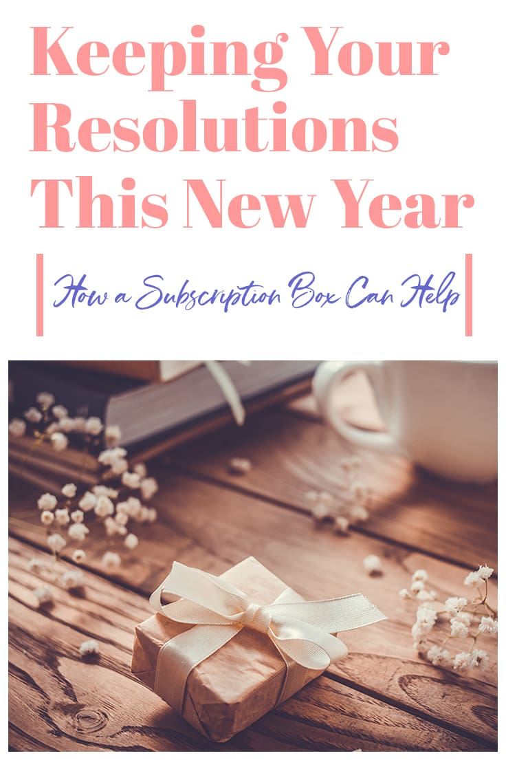 Get ready to say hello to 2019! Chances are you're participating in the tradition of New Year's resolutions.  Monthly subscription boxes, specifically those curated around your New Year's resolution(s), are a fantastic motivator and reminder to keep on trucking. Plus, it's like getting presents in the mail throughout the year—ensuring your 2019 is filled with joy.  #newyearsresolutions #2019 #subscriptionboxes #bestsubscriptionboxesin2019