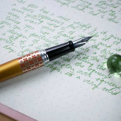 Pilot Metropolitan Review: The Perfect Fountain Pen for Beginners