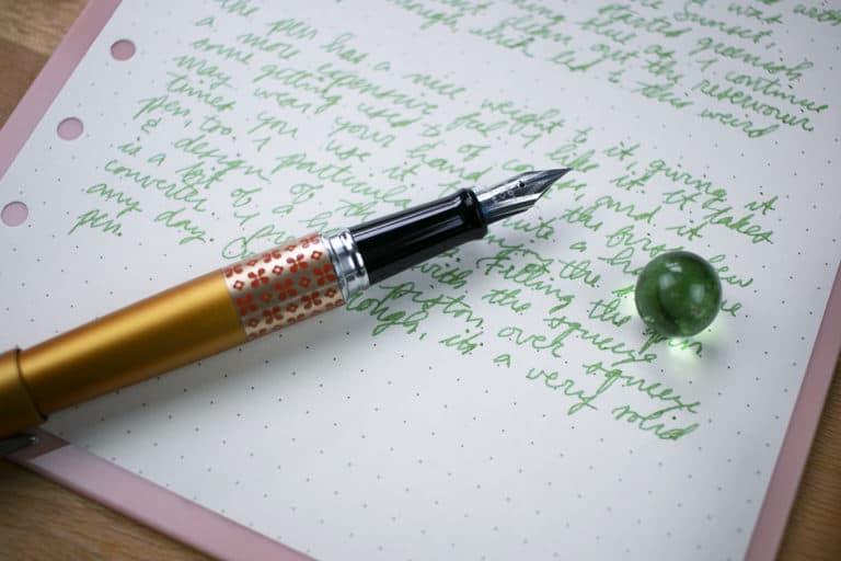 Pilot Metropolitan Review: The Perfect Fountain Pen for Beginners