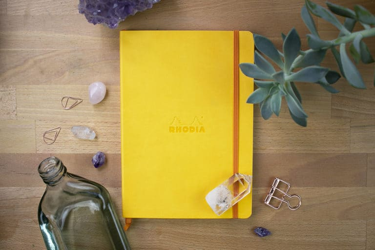 My Rhodia Notebook Review As A Paper Snob