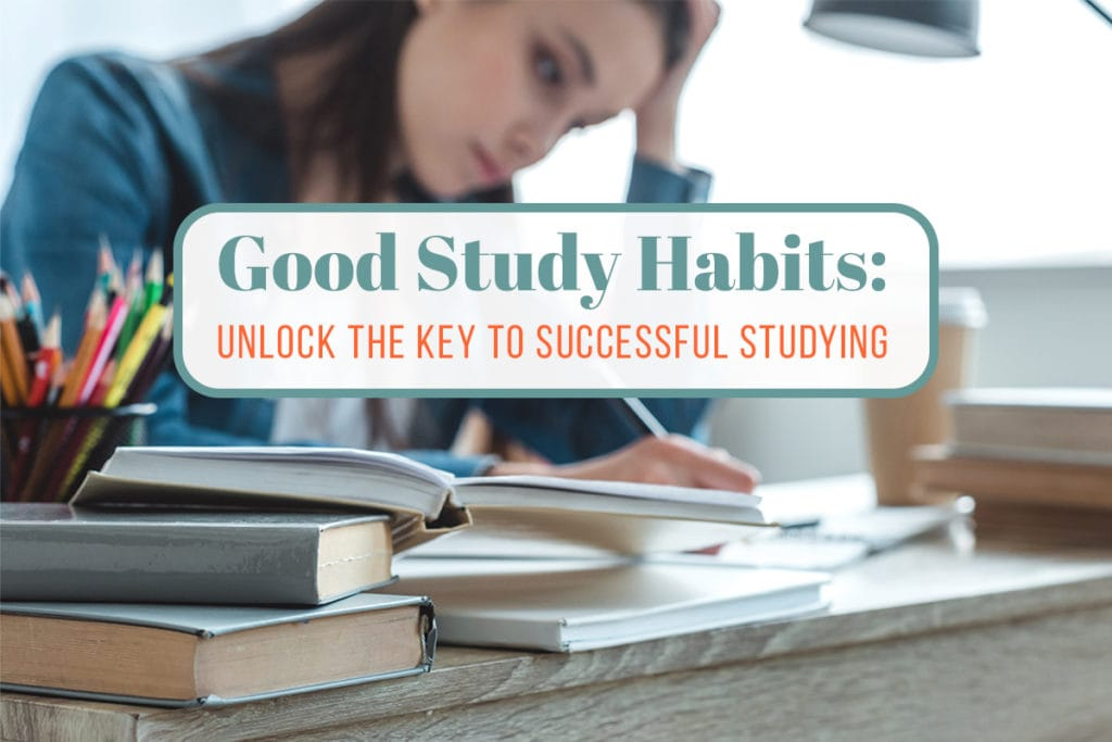 Good Study Habits Cover Photo