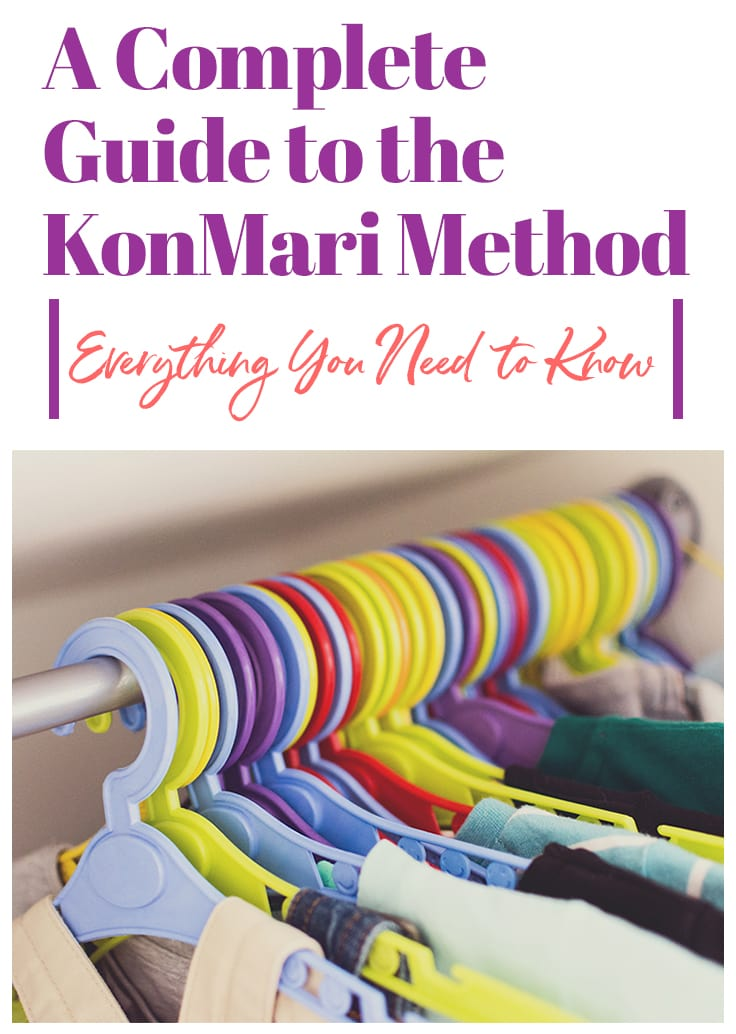Your friends are throwing away their stuff, and Netflix has even joined in. The KonMari Method Buzz is real, and this guide will help you join in!  We tend to collect a lot of junk. We fill drawers, closets, and entire rooms with treasures that we don't need. All of this stuff takes up mental and physical space. The Konmari Method is about understanding clutter and why it is toxic!  #konmarimethod #konmari #mariekondo #decluttering #konmarimethodchecklist