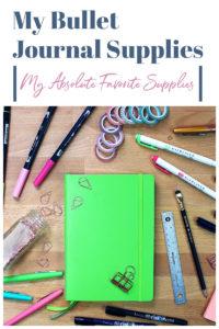 Best Art Journal Supplies