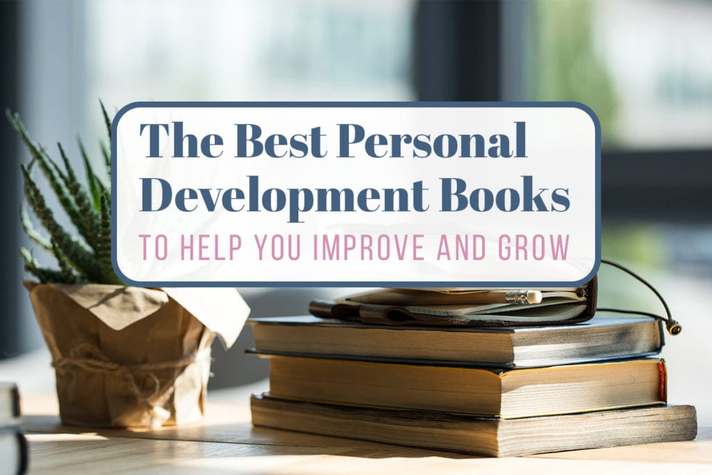 The Best Personal Development Books To Read Cover Photo