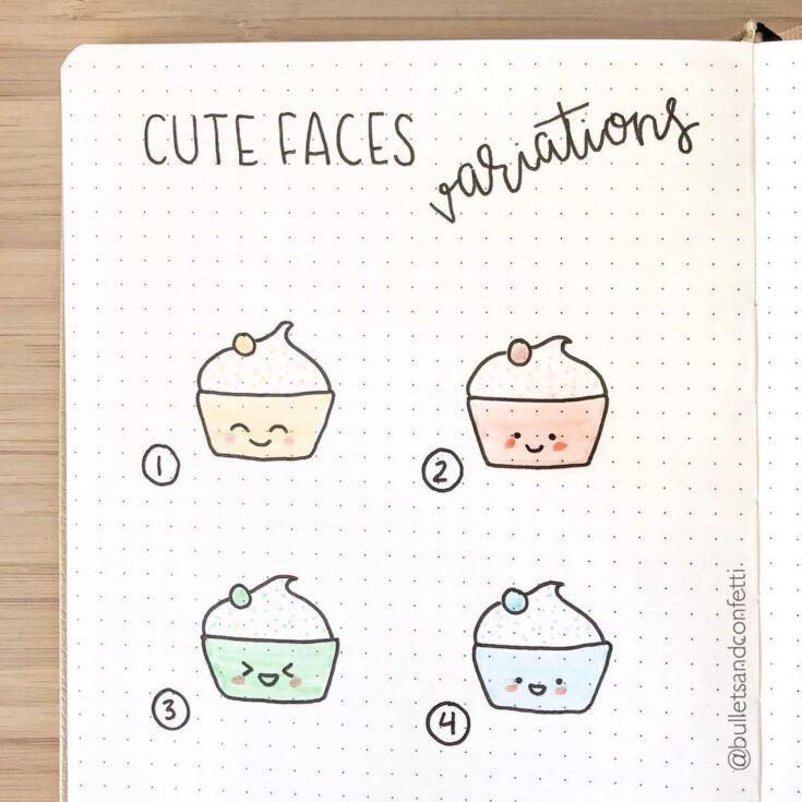 Cute faces