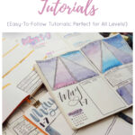 Bullet Journal Tutorials Short Pin