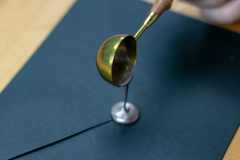 How to Clean Your Wax Seal Spoon Quickly and Easily