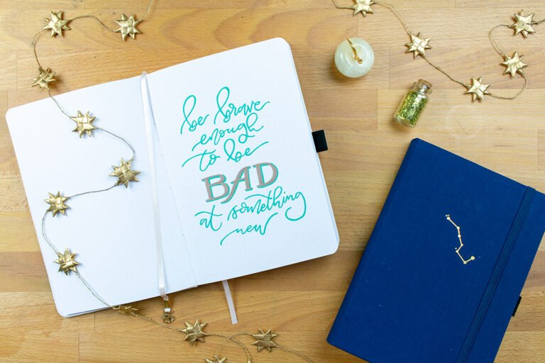 My Archer & Olive Dot Grid Journal Review — A Paper Lover's Paradise?