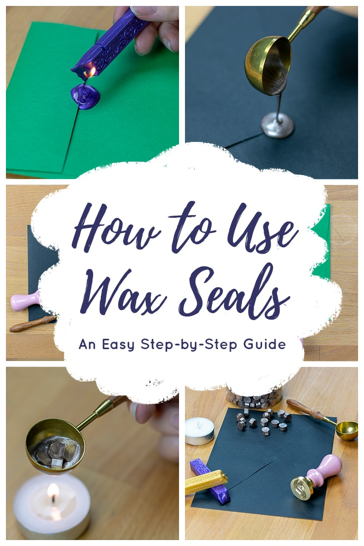 How to Use a Wax Seal