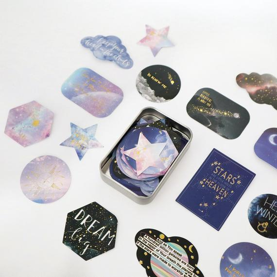 Galaxy Sticker Pack