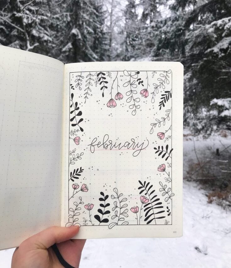 Create an active cover page