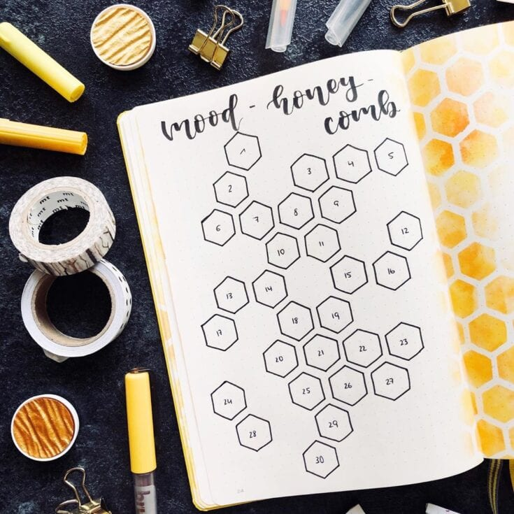 Fill in the Honeycomb