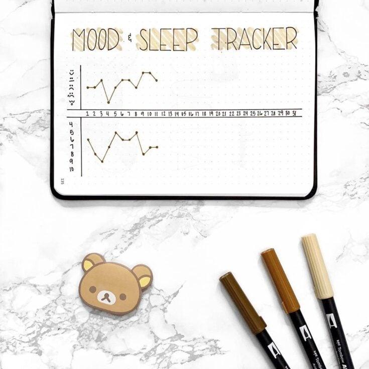 Combine Your Mood and Sleep Tracker