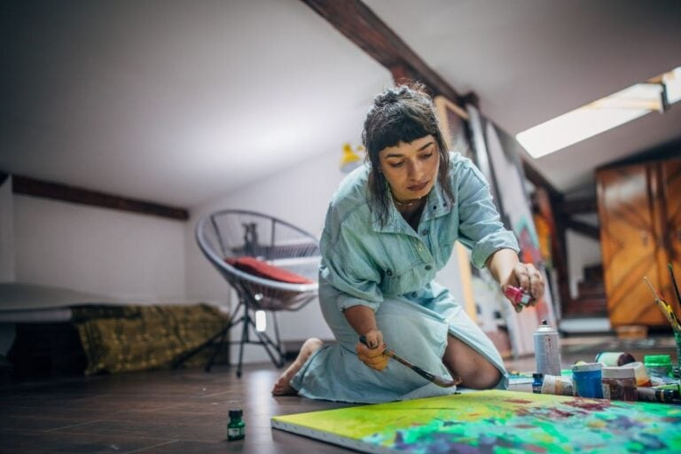 It's Not Talent, It's Skill (& Other Harmful Myths About Artists)