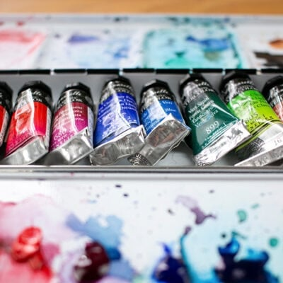 Watercolor Paints Explained | Should You Get Pans, Tubes, or Bottles?